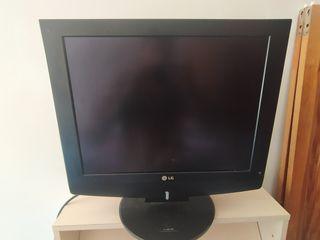 televisor LG sin uso apenas perfecto estado