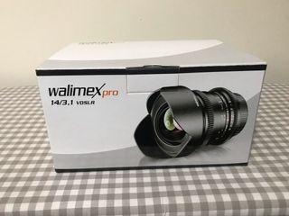 Walimez Pro 14/3.1 VDSLR