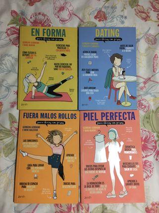 Colección libros Georgina Geronimo (cada 1)