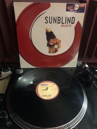 Vinilo Sunblid - Believe