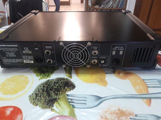 Hartke HA 3500 amplificador de bajo