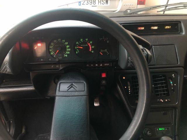 Citroen CX 25 TRD TURBO serie 2