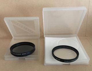 filtros para cámara de fotos reflex