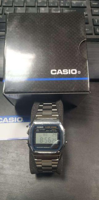Reloj De Pulsera Casio Digital Para Hombre