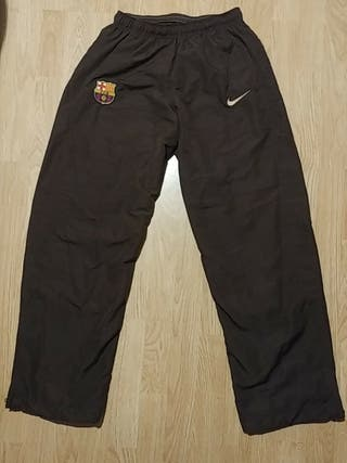 Pantalones marrones original Barça FC Barcelona