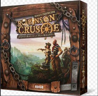 Vendo Robinson crusoe juego de mesa
