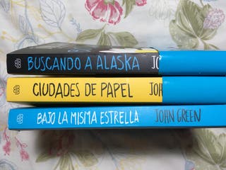 Colección John Green (cada 1)