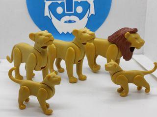 Playmobil leones ref 3515