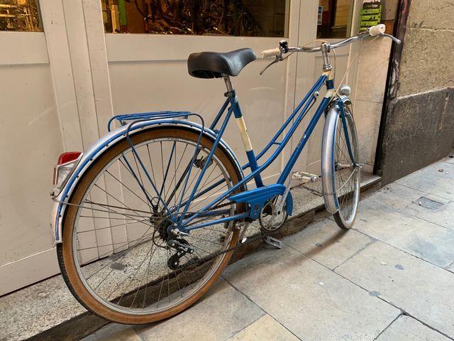 Bicicleta clásica Peugeot