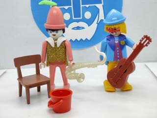 Playmobil payasos Ref 3392