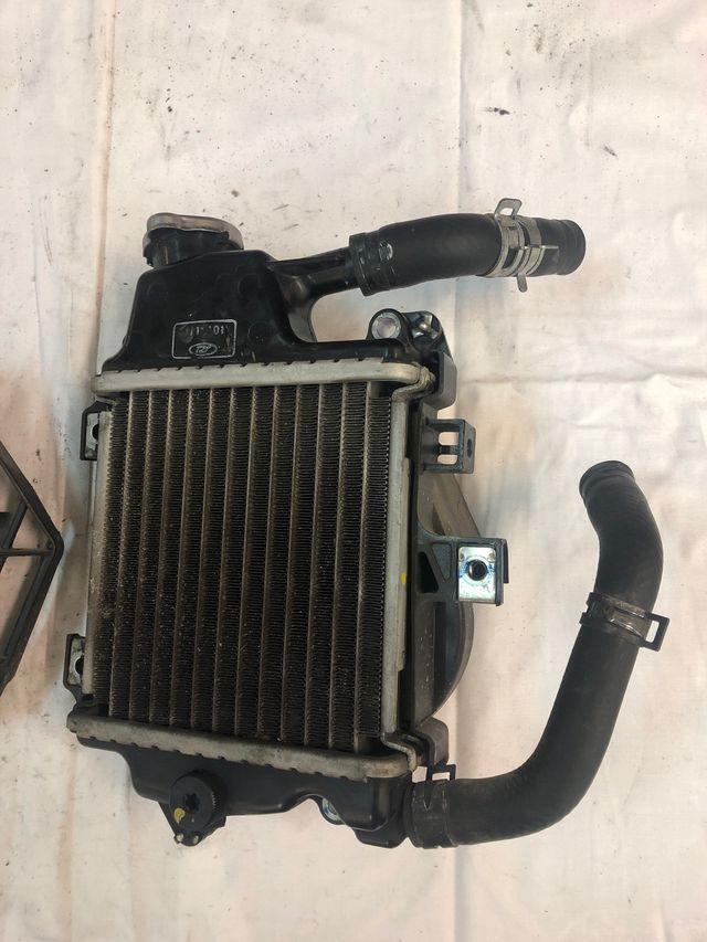 Radiador para honda pcx 125