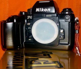 Nikon F4 (440€/600€)