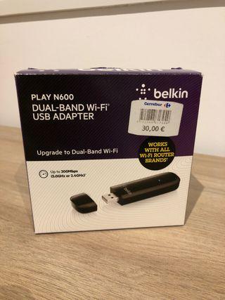 Dual-Band wifi usb adapter Belkin