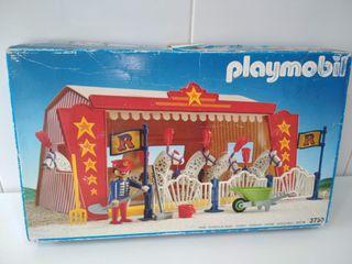 Playmobil tienda caballos circo ref 3730