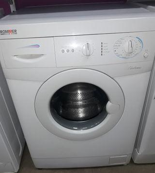 Lavadora ROMMER de 6 kg CON GARANTÍA