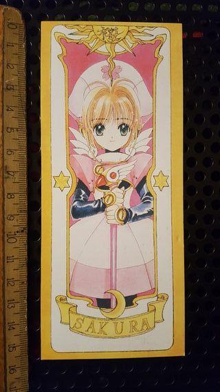 Carta - Cardcaptor sakura - the clow - carta pro