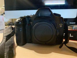 Canon 5D clasica