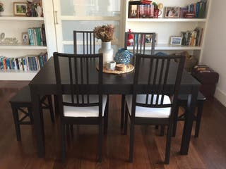 Comedor completo IKEA