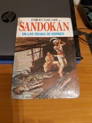 Sandokan en las selvas de Borneo
