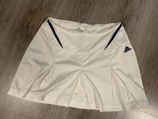 Falda pantalon tenis/padel Adidas Blanca