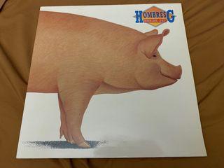 HOMBRES G - ESTAMOS LOCOS Disco vinilo LP 1987