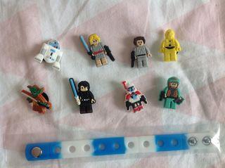 Pack de pins para crocs + pulsera. Varios modelos.