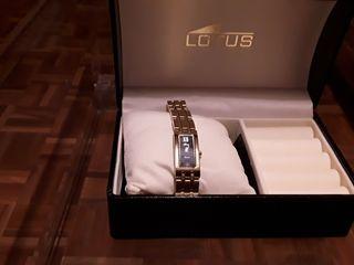 Reloj pulsera.Lotus mujer