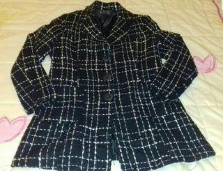 Abrigo largo de vestir L