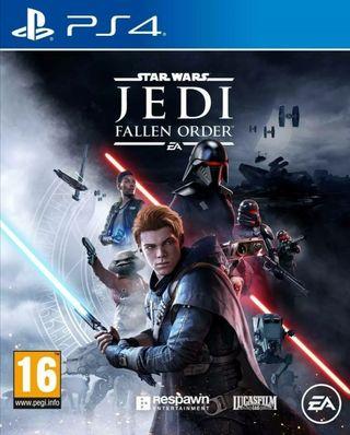 PS4 - JEDI, FALLEN ORDER. COMO NUEVO