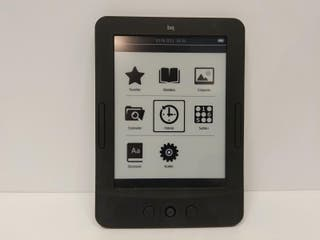 "Ebook BQ Cervantes 2 2GB 6"" B 93955"