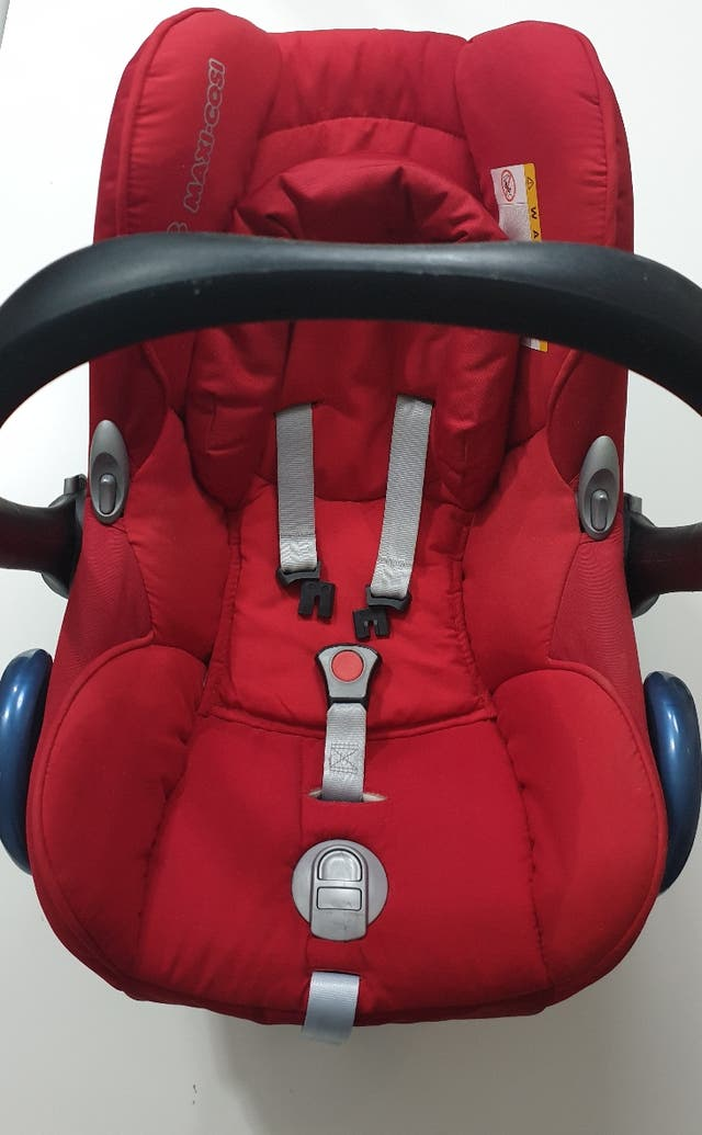 Juego sillitas coche Maxi-Cosi Bebé Confort Pearl