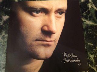 Vinilo LP Phil Collins