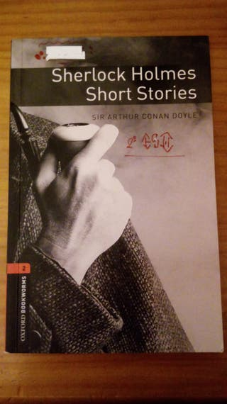 Sherlock Holmes Short Stories. Oxford. Libro y CD