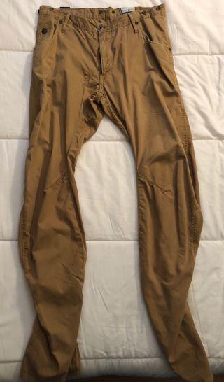Pantalón marrón G-Star T44