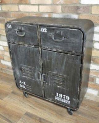 Mueble industrial metalico