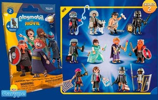 Playmobil The Movie Serie 2 Colección