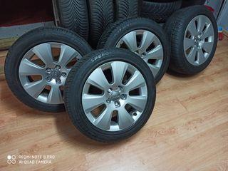 llantas audi 5x112 con neumáticos