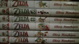 The legend of Zelda (cómics)