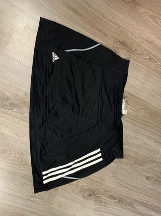 Falda pantalon tenis/padel Adidas negro