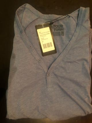 Camiseta de manga larga talla S