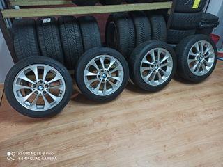 llantas bmw 5x120 17 con neumáticos