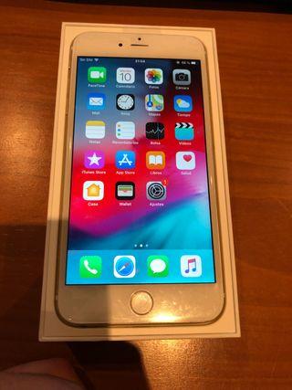 Móvil iPhone 6S Plus Dorado