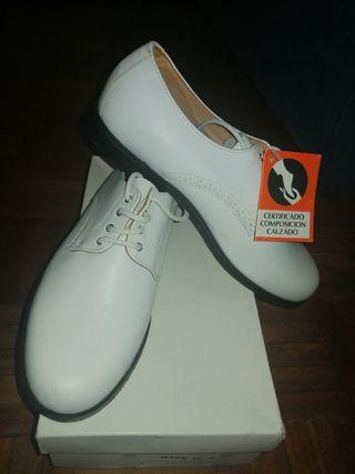 Zapatos comunión niño NUEVOS
