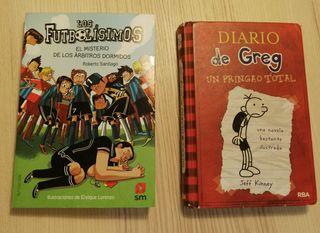 2 Libros Infantiles más de 7 años