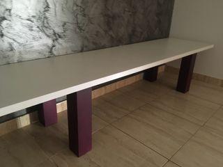 Mueble TV comedor y mesa de sofá