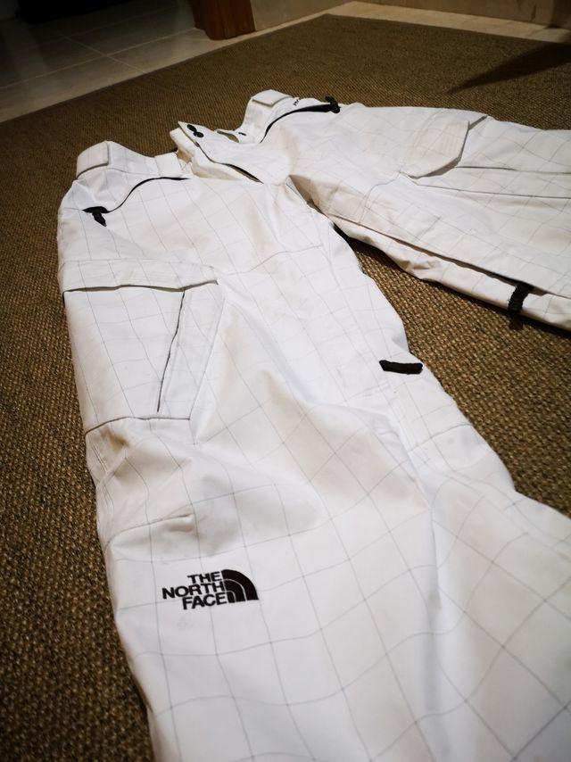 Pantalon Nieve The North Face De Segunda Mano Por 70 En Los Hueros En Wallapop