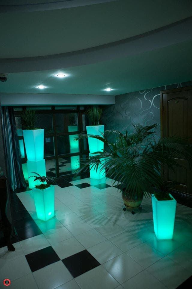 Muebles con luz