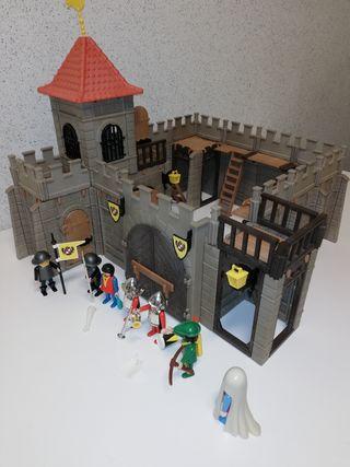Castillo medieval. Playmobil famobil. 3446