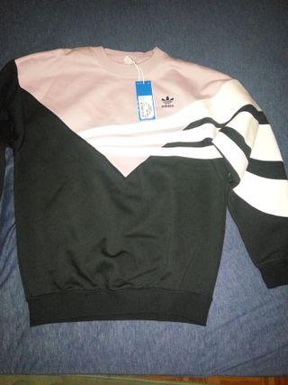 Sudadera mano en segunda de de provincia Adidas mujer la UGqpLSzMV