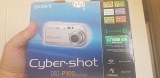 Camara Digital Sony PSC 100